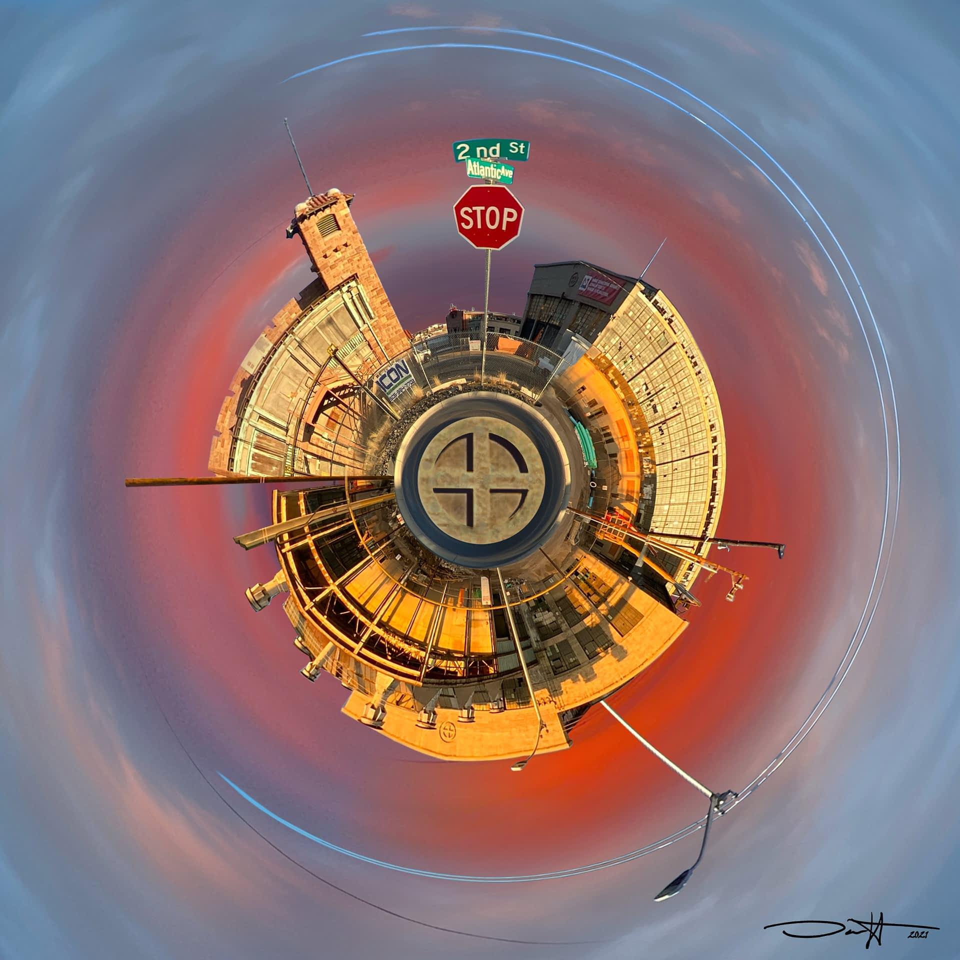 Rail Yard Spin #4