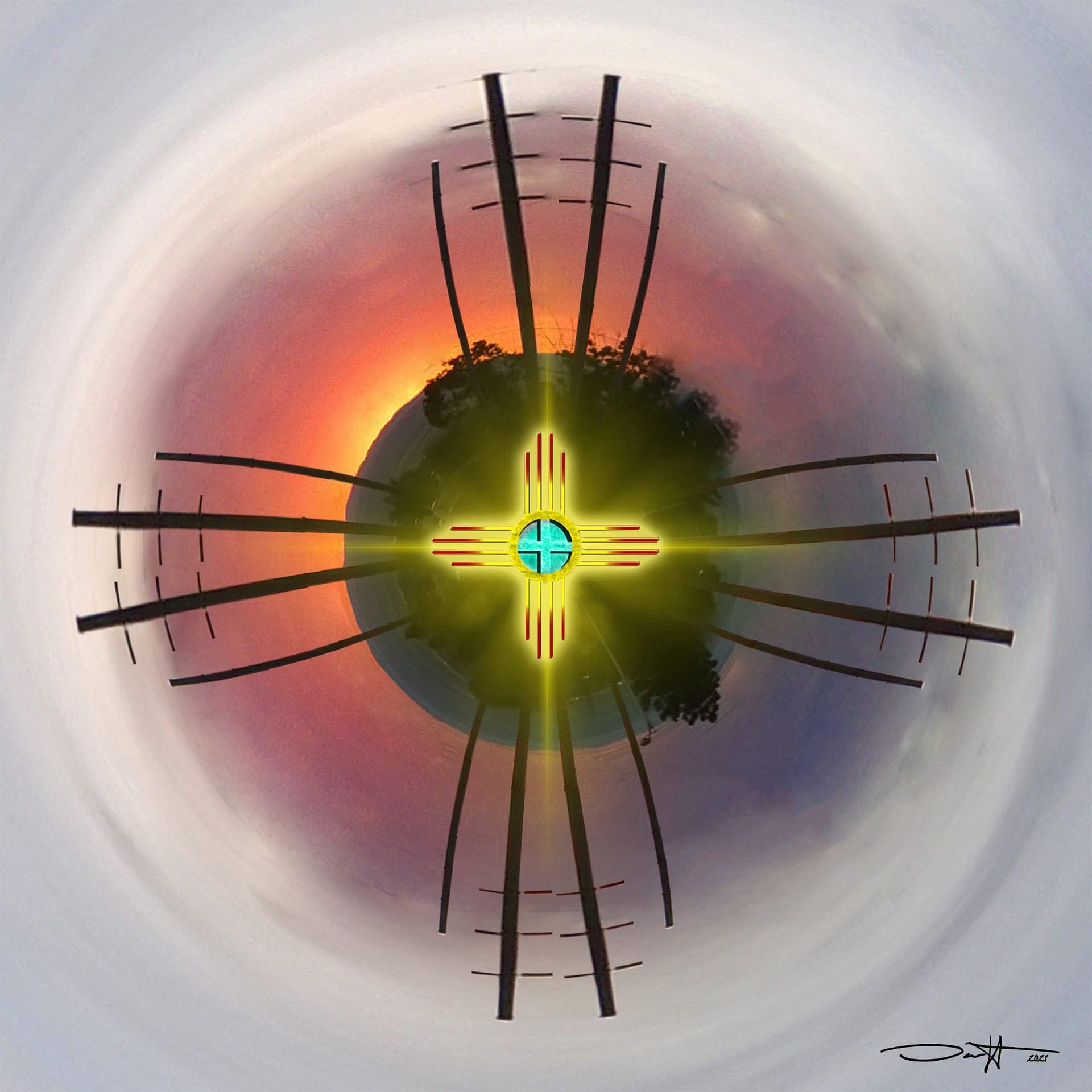 Rail Yard Spin #5 – Zia Sun