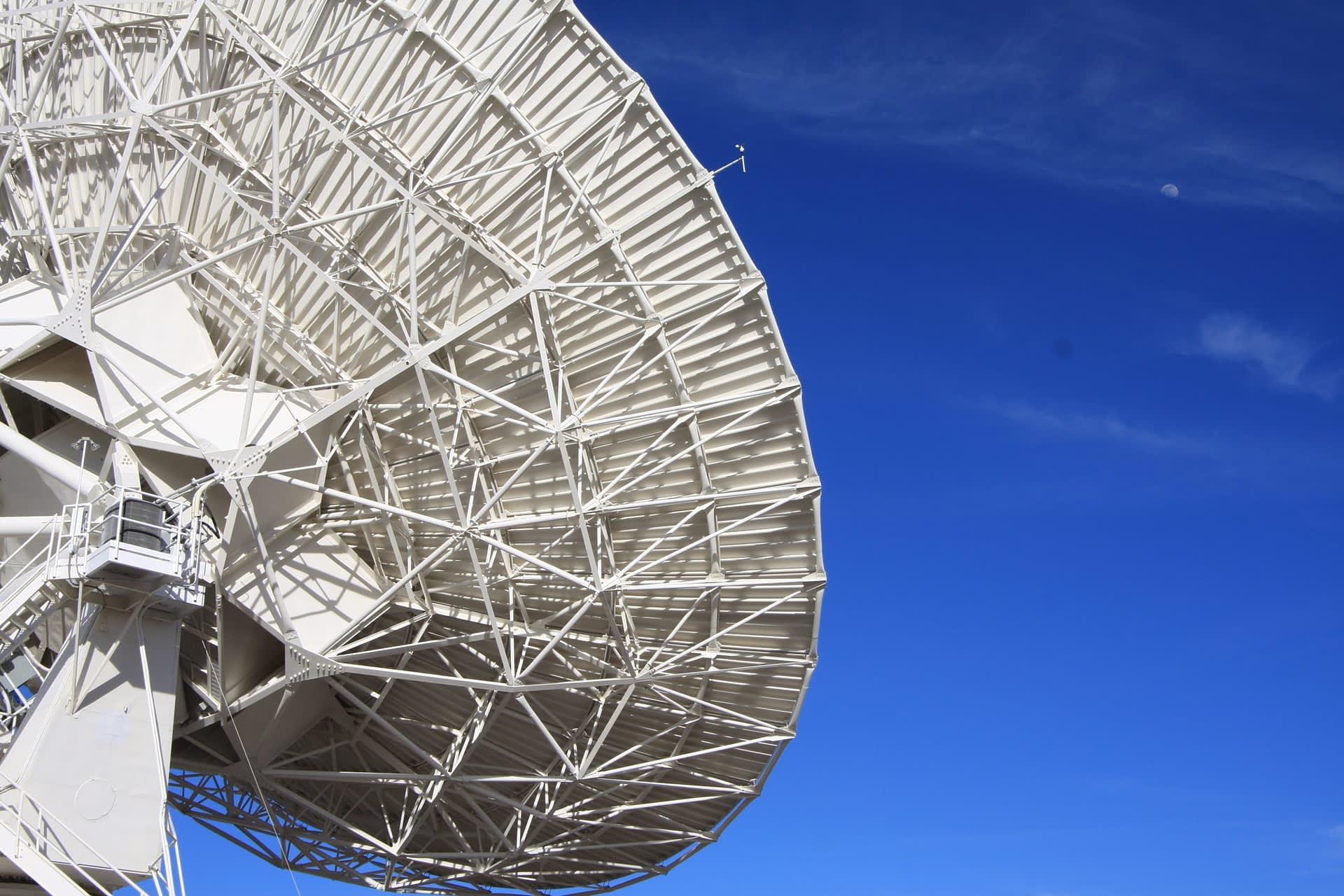 VLA Satellite Dish