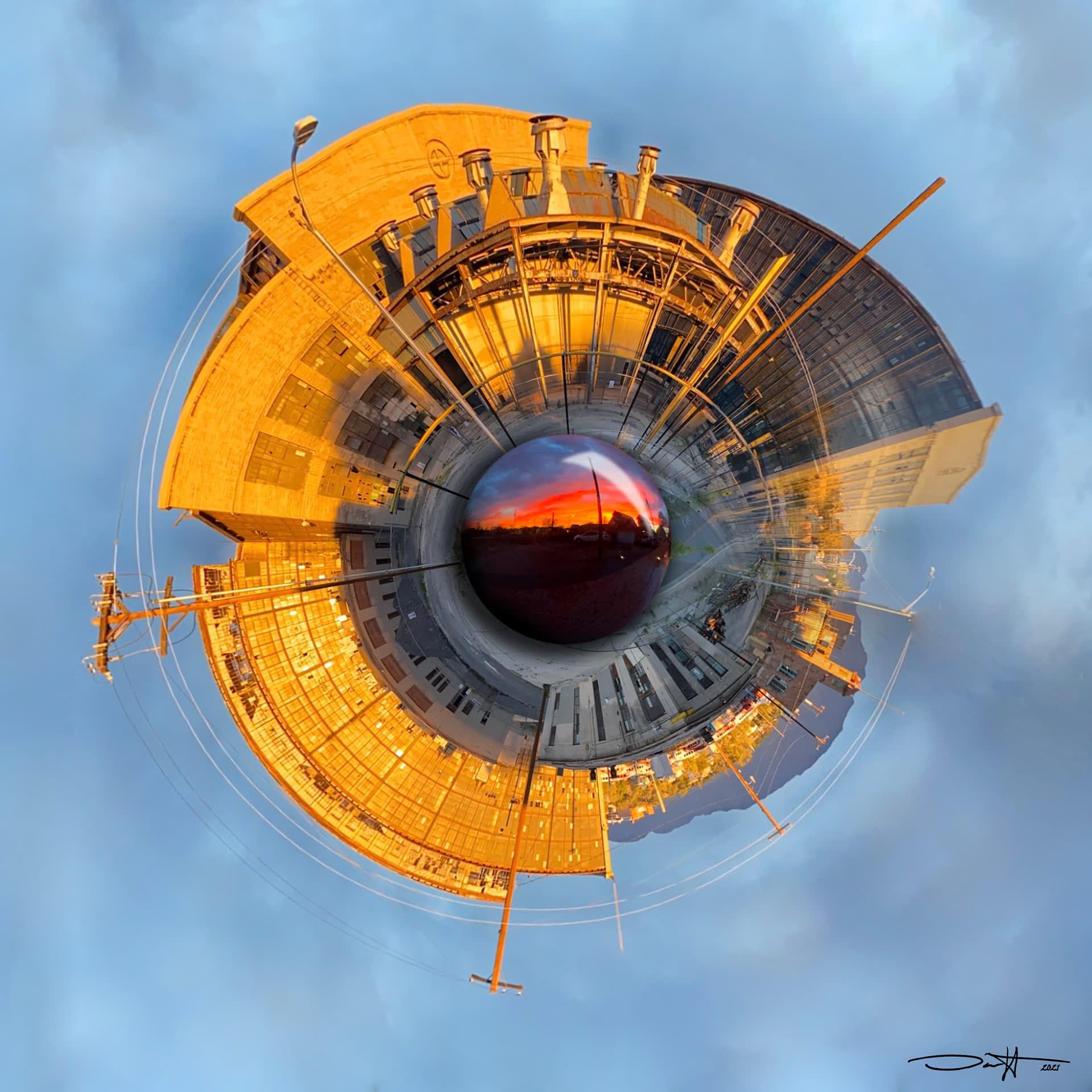 Rail Yard Spin #3