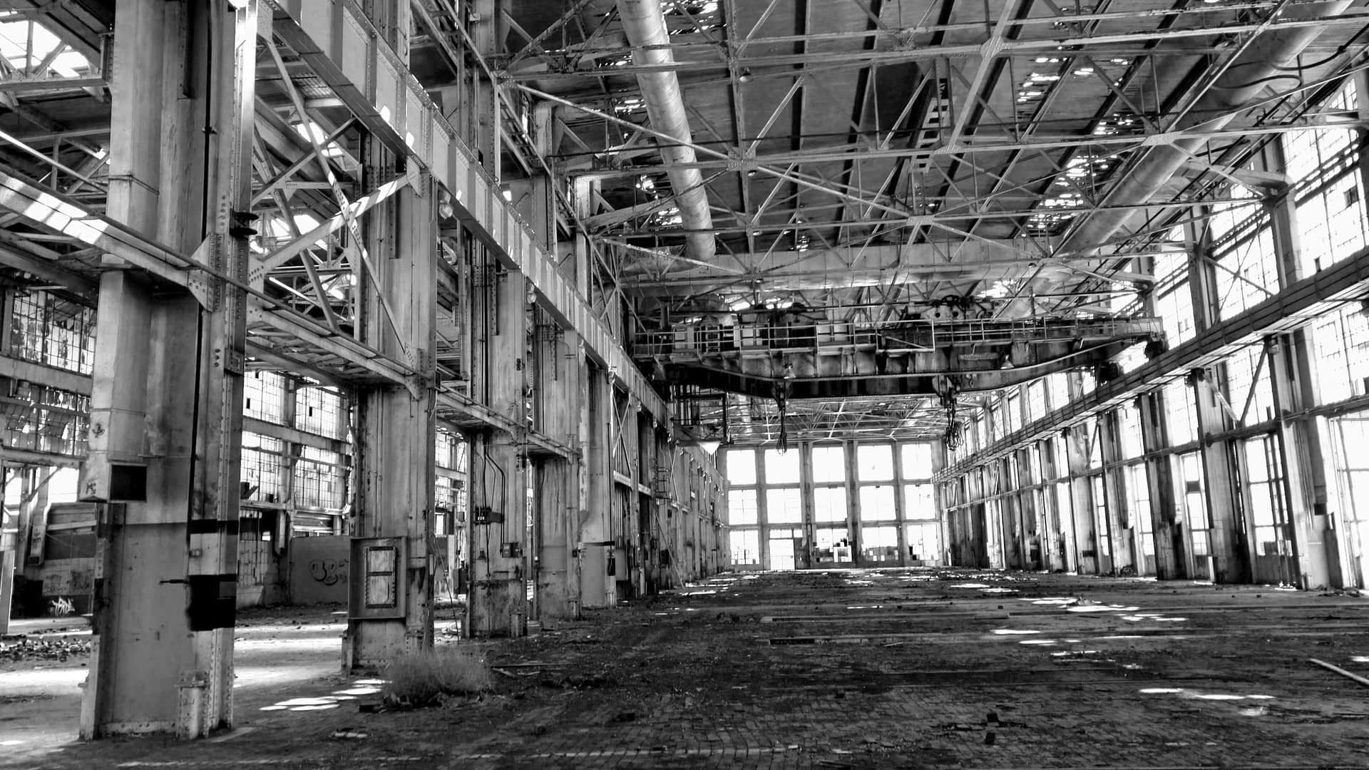 Rail Yard – Infrared